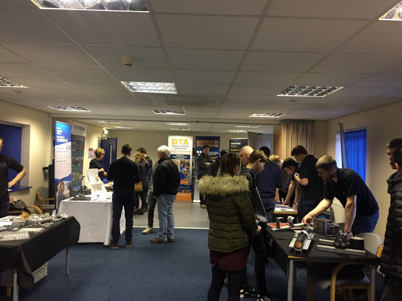 Shaping the Future for Engineering at Open Evening