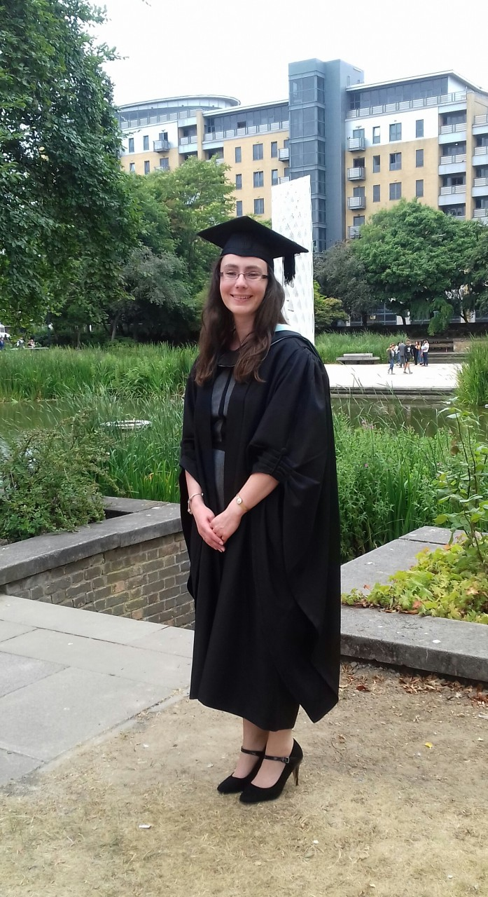 Congratulations as first apprentice completes degree