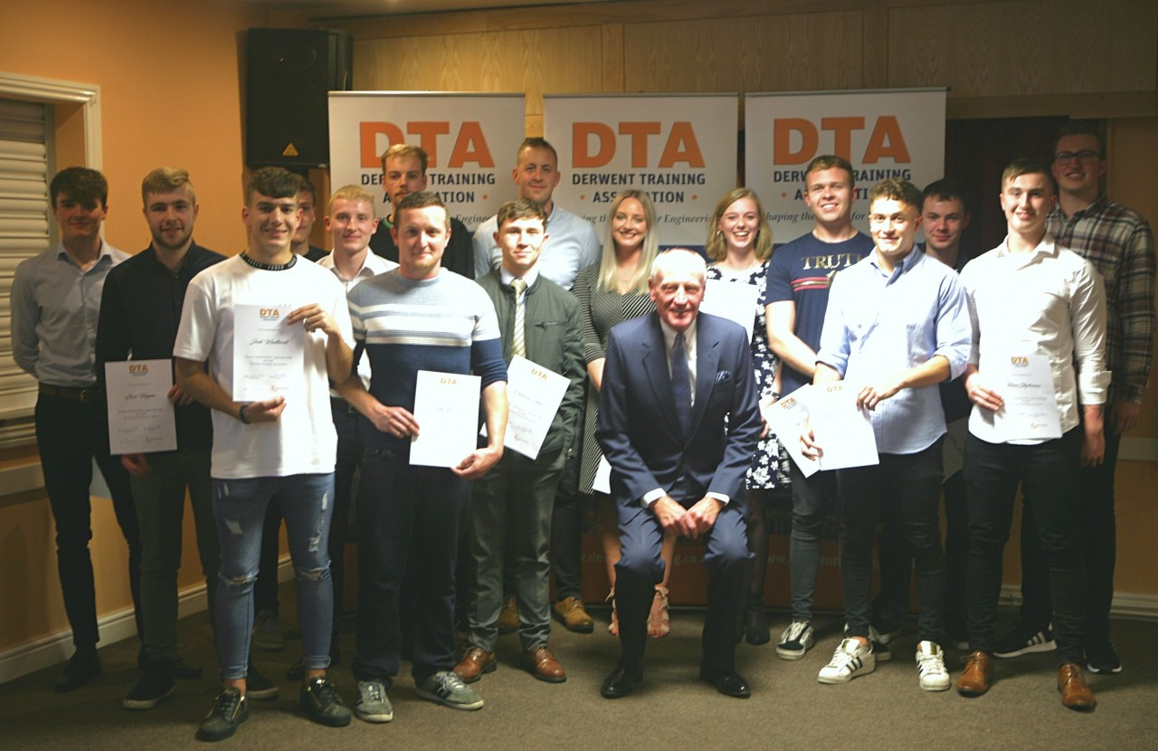 Celebrating the success of apprentices