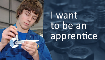 I want to be an apprentice